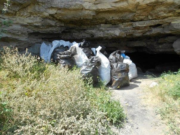 Военно-археологическая экспедиция - Аджимушкай-2013 GaC4KVRrVsA