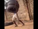 Бокс в Африке. Главное желание, а возможности всегда найдутся.