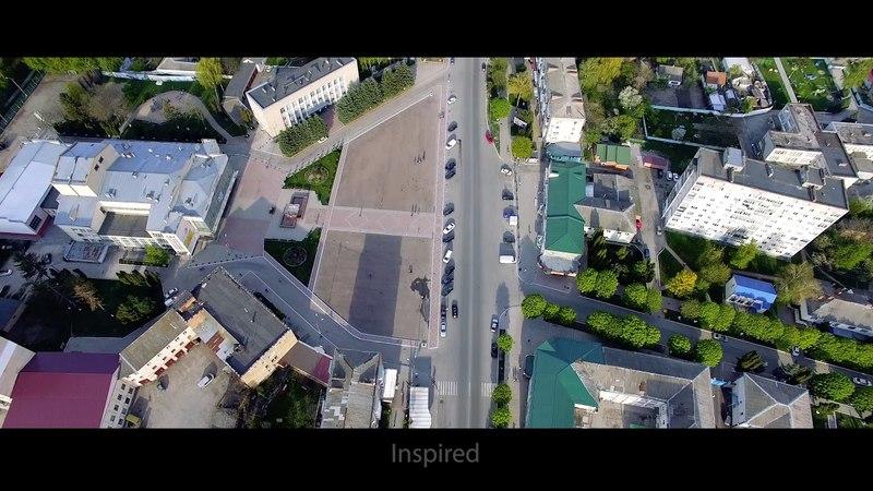 Волочиськ 💛💙 Твоє місто. 4к