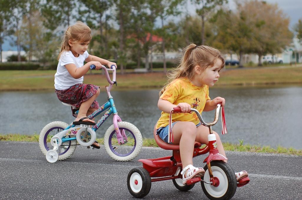 погнали, спалите как учиться кататься на велосипеде удерживать такие сооружения