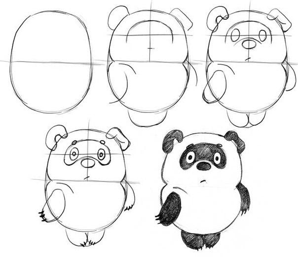 чёрно-белые рисунки карандашом: vk.com/club46250079