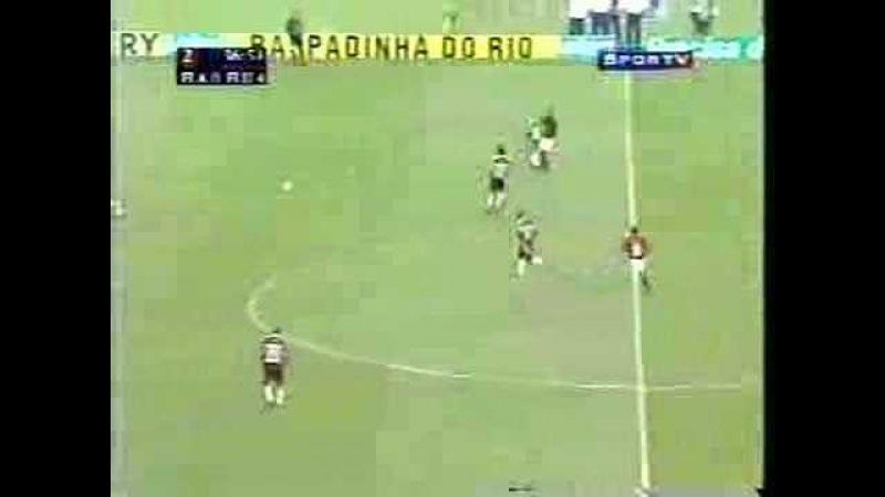 Fluminense 4x0 Flamengo - Campeonato Carioca 2003
