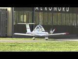 Самый маленький двухдвигательный самолет - Кри Кри