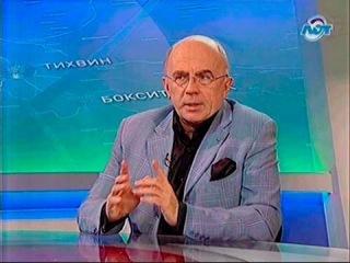 Ректор СПбГУП А.С. Запесоцкий в эфире Ленинградского областного телевидения