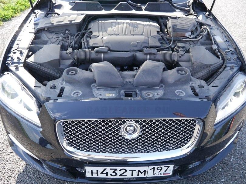 Jaguar V8 2012