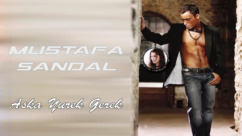Mustafa Sandal feat. Natalia — Aska Yurek Gerek [Full Song]