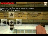 Minecraft pe обзор сервера cool craft на 0.8.1.