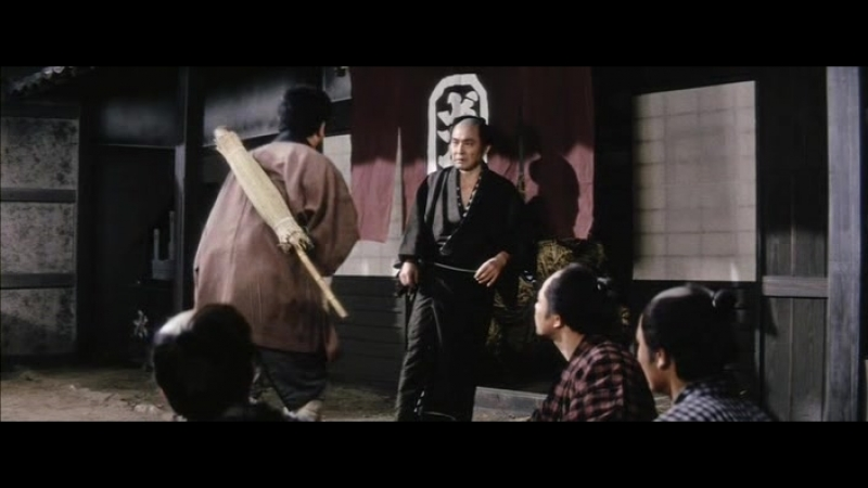 Фильм третий. Сказ о Затойчи: новое New tale of Zatoichi RussianGuy27