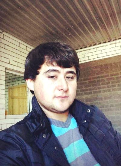 Асрор Курбонов, 17 декабря , Барнаул, id156399345
