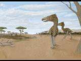Доисторические хищники — Фороракосовые (Хищные птицы ящеры)