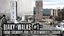 Djaky Walks 1 From Sosnoviy Bor to Decembrists' Square