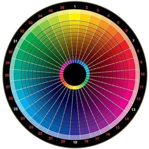 Не знаешь как сочетать цвета в одежде или интерьере? Один из примеров простого цветового круга. Как им пользоваться: Наиболее часто мы нуждаемся в подборке либо схожих цветов, либо, наоборот, контрастных. Если нам нужно найти сочетание схожих цветов, то выбираем рядом стоящии секции. Если ищем контраст, то выбираем строго противоположные цвета. Например, жёлтый и фиолетовый, красный и зелёный. Примечательно, что в цветовом круге нет чёрного, белого и коричневого цветов, так как считается, что…