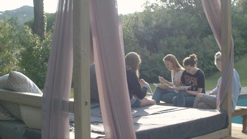 Avant Camp by Francina- DAILY 5