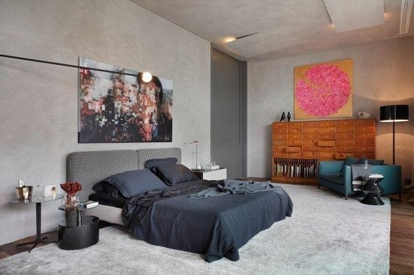 Спальня в деталях (9 фото)
