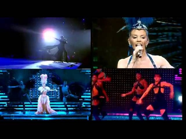 Kyie Minogue - In Your Eyes (LaLaLaLaCs - 2008, 2005, 2006, 2003)