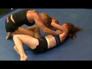 драка женская/catfight