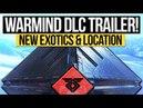 Destiny 2 News WARMIND TEASER TRAILER! DLC Exotics, Horde Mode, Suros Regime Staff Relic!