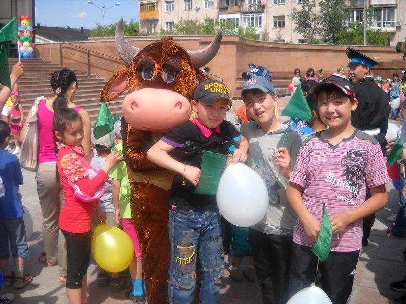 праздник для детей в караганде