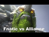 Tiny Siege Engine by Fnatic vs Alliance WPC Dota 2
