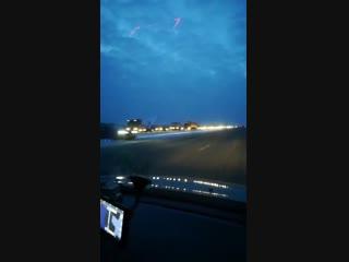 Гигантская пробка на въезде в Ярославль