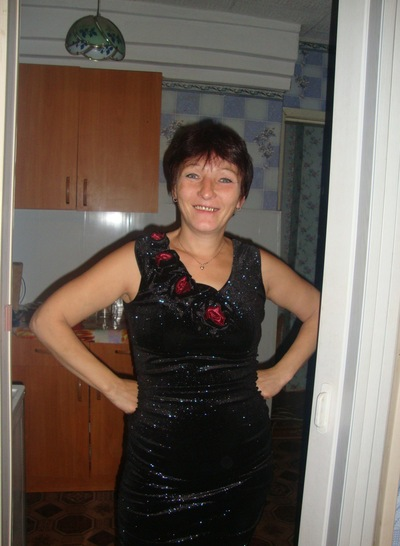 Оксана Красножёнова