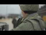 Про происходящее  в Крыму, говорит население. События у военной части в Феодосии. Интервью каналу 1+1