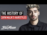 Zayn Malik Hairstyles From WORST to BEST Mens Hair Advice 2018