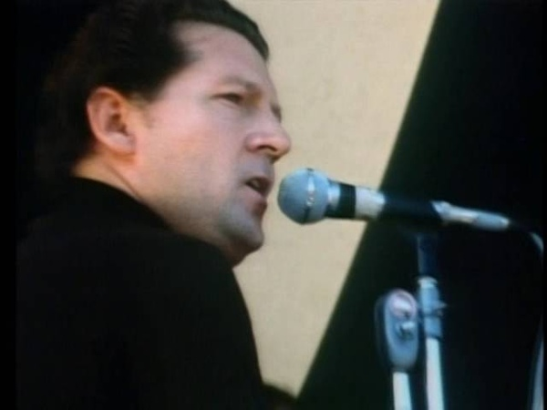 Jerry Lee Lewis - Mean Woman Blues (Toronto Rock'n'roll Revival, 1969)