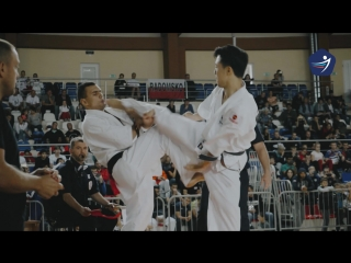 32 ND Europian Kyokushin championship 21-22 september МСЗ