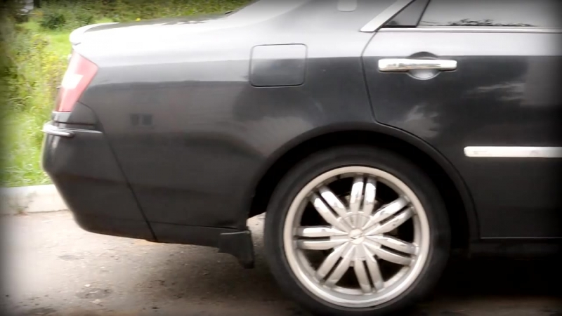 Люксовый седан за 300 тысяч- Nissan CEDRIC, 1995-2004, RB25DET, VQ30DD - краткий обзор[via torchbrowser.com]