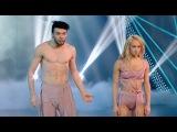 Танцы: Алиса Доценко и Виталий Савченко (Loreen - Euphoria) (выпуск 19)