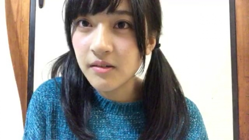 20171102 1940 @ SHOWROOM 3rd Draft Entry No.082 (Yamasaki Amiru)