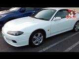 Nissan Silvia в Японии