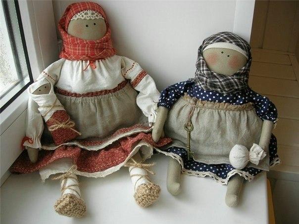 Очаровательные старушки домовушки  Автор: Анна Полякова