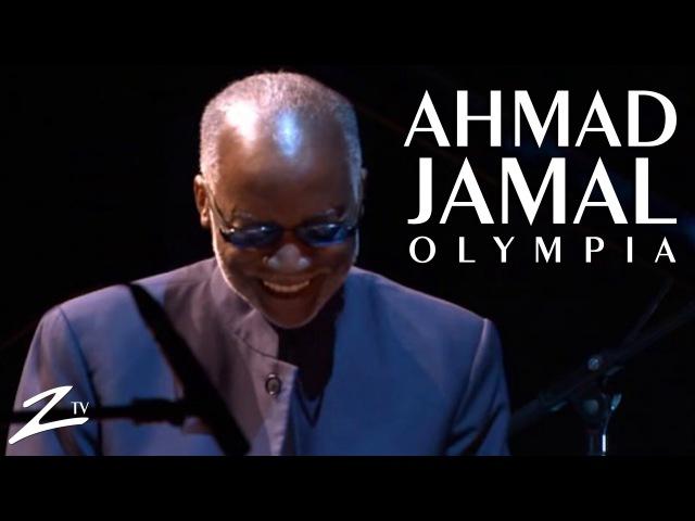 Ahmad Jamal - Poinciana - Live à L'Olympia