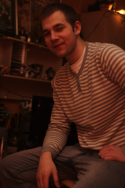 Роман Колпаков, 29 февраля 1996, Москва, id139931865