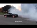 Crazy drift_ CLS 63 AMG