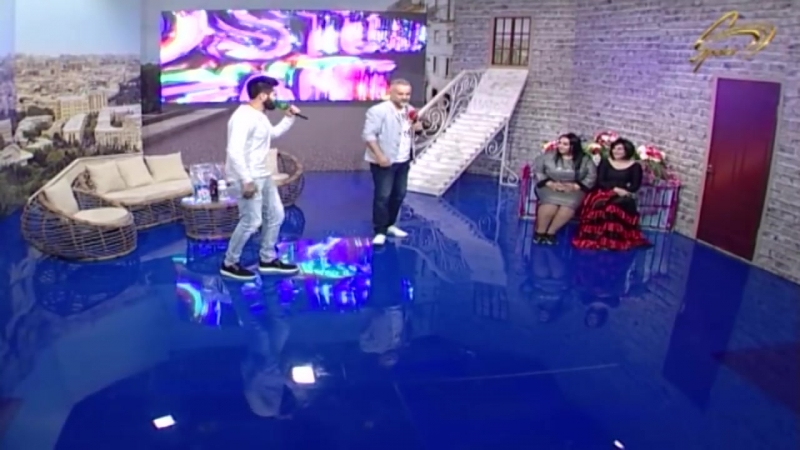 Ramil Nabran Okan Off - Cavanligim 2017 (Dostunu Tanit Space TV)