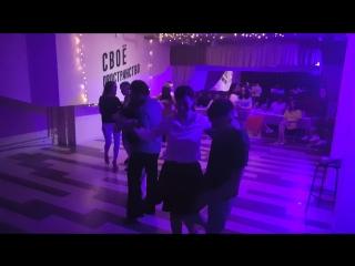 22.06.2018 Латино-микс вечеринка в Своем пространстве. Кизомба