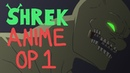 Attack on Ogre - Shrek Anime Opening