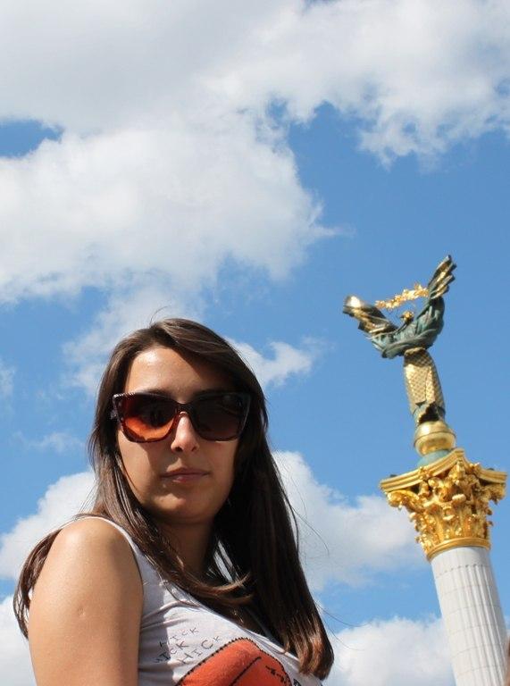 Yulya Gladka, Truskavec - photo №8