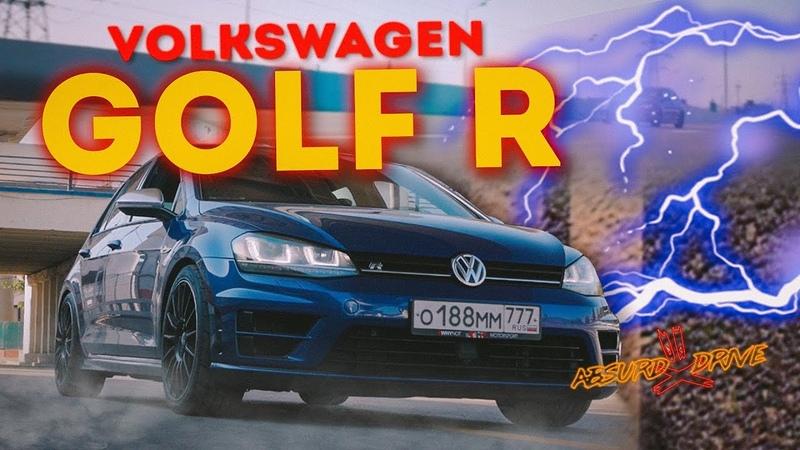GOLF R Валит Надежная DSG Лучше RS3