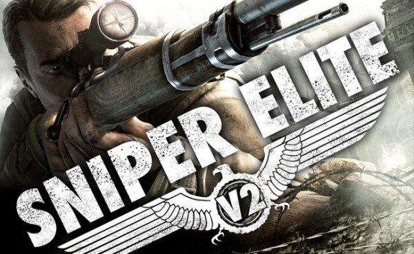 Обновление для Sniper Elite v2 с версии 1.00 до версии 1.03. Fixed