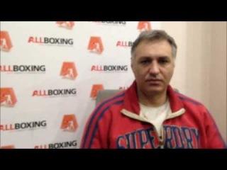 Игорь Рязанцев о проекте Allboxing.TV