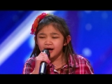 A CUTE Girl Mad The Judges SPEACHLESS!!! Americas Got Talent