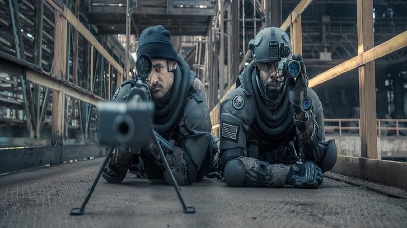 Один выстрел Фильм классный Крутейший боевик военный
