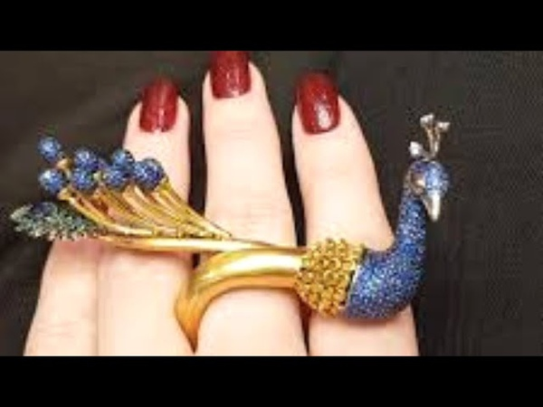 Peacock Jewelry NO Matter How Many Time you See Them - Latest designer jewelry Items