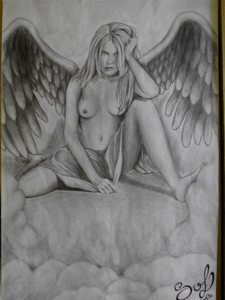 эротическии рисунки: