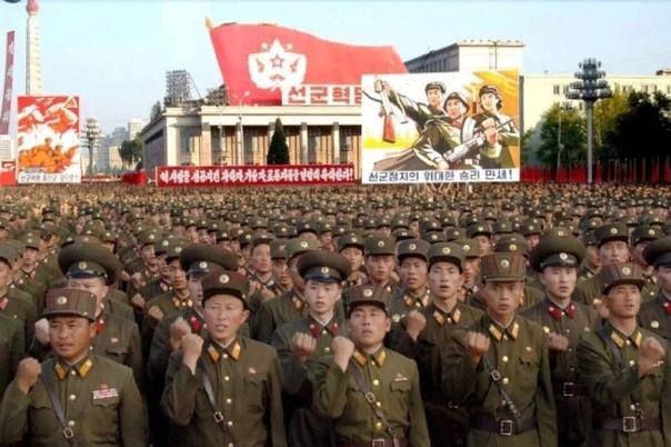 Армия Южной и Северной Кореи: кто сильнее