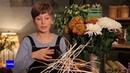 Собираем букет с овощами на каркасе | ВамБукет